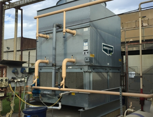 Evaporative Condenser Upgrade at Food Manufacturing Facility